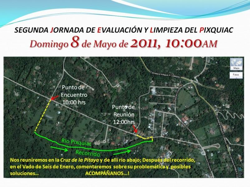 Mapa de Ubicación del Evento