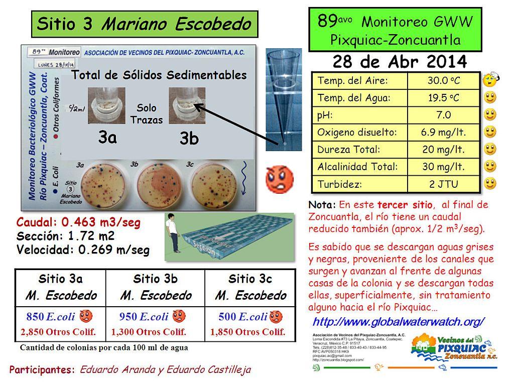 89 avo Monitoreo Mariano Escobedo