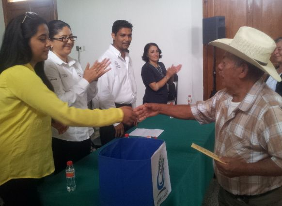 Don Goyo Recibe $ PSAH